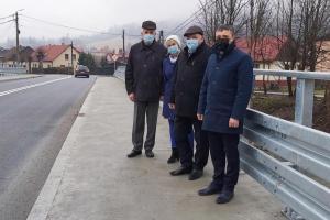 Inwestycje drogowe w gminie Rajcza