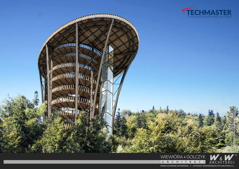 Powstanie olbrzymia wieża widokowa [FOTO]