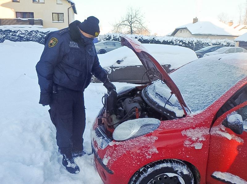 Od poniedziałku wraca zima, akcja AKUMULATOR w Bielsku-Białej