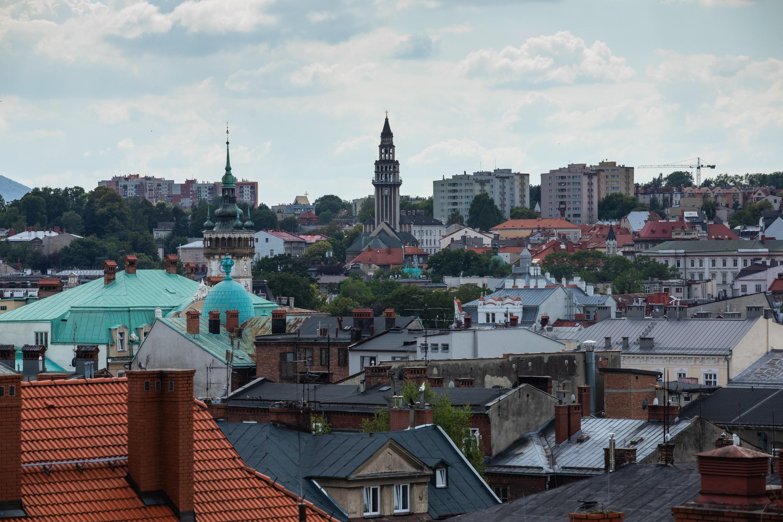 Budynki w Bielsku-Białej do remontu