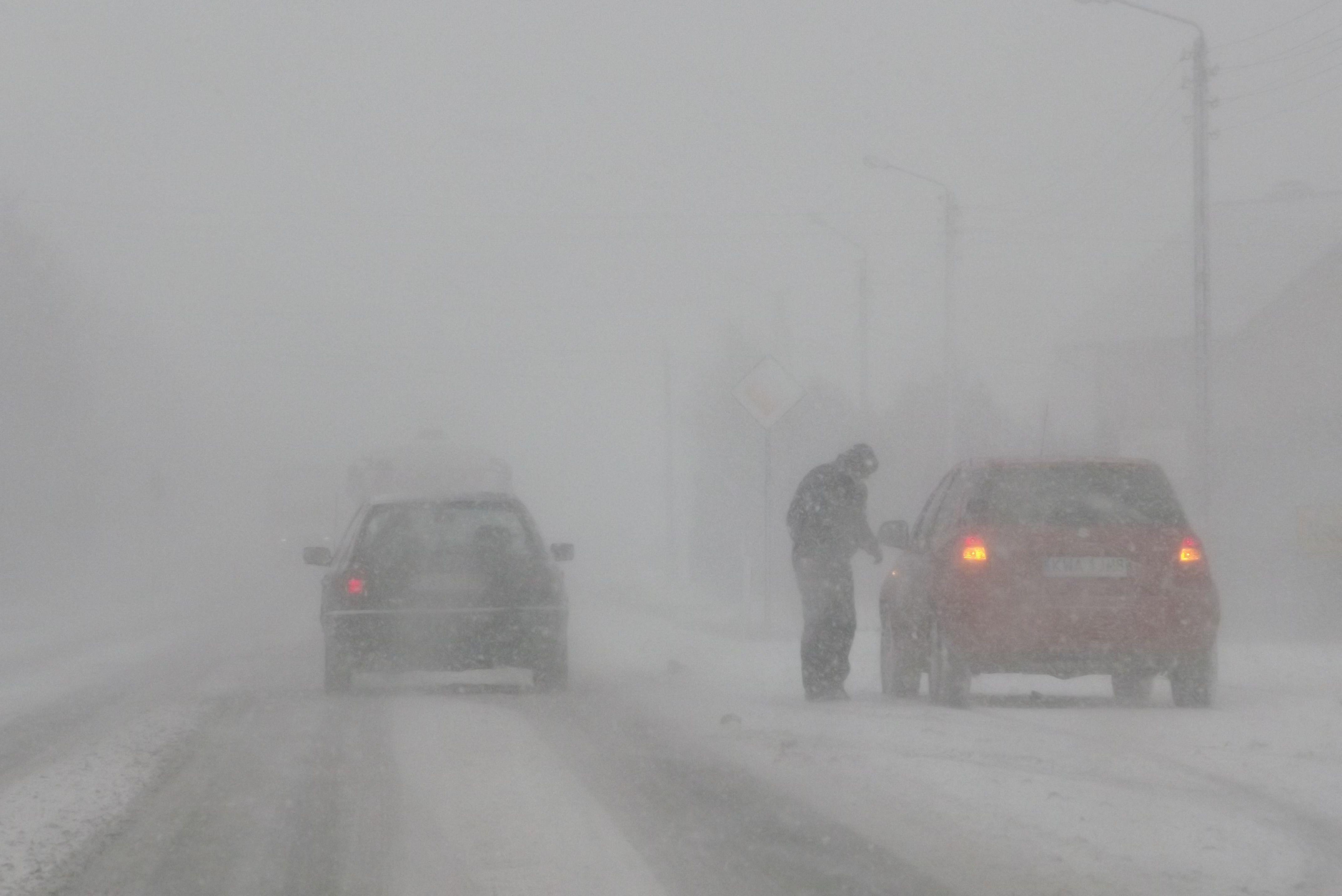 Synoptycy zapowiadają intensywne opady śniegu