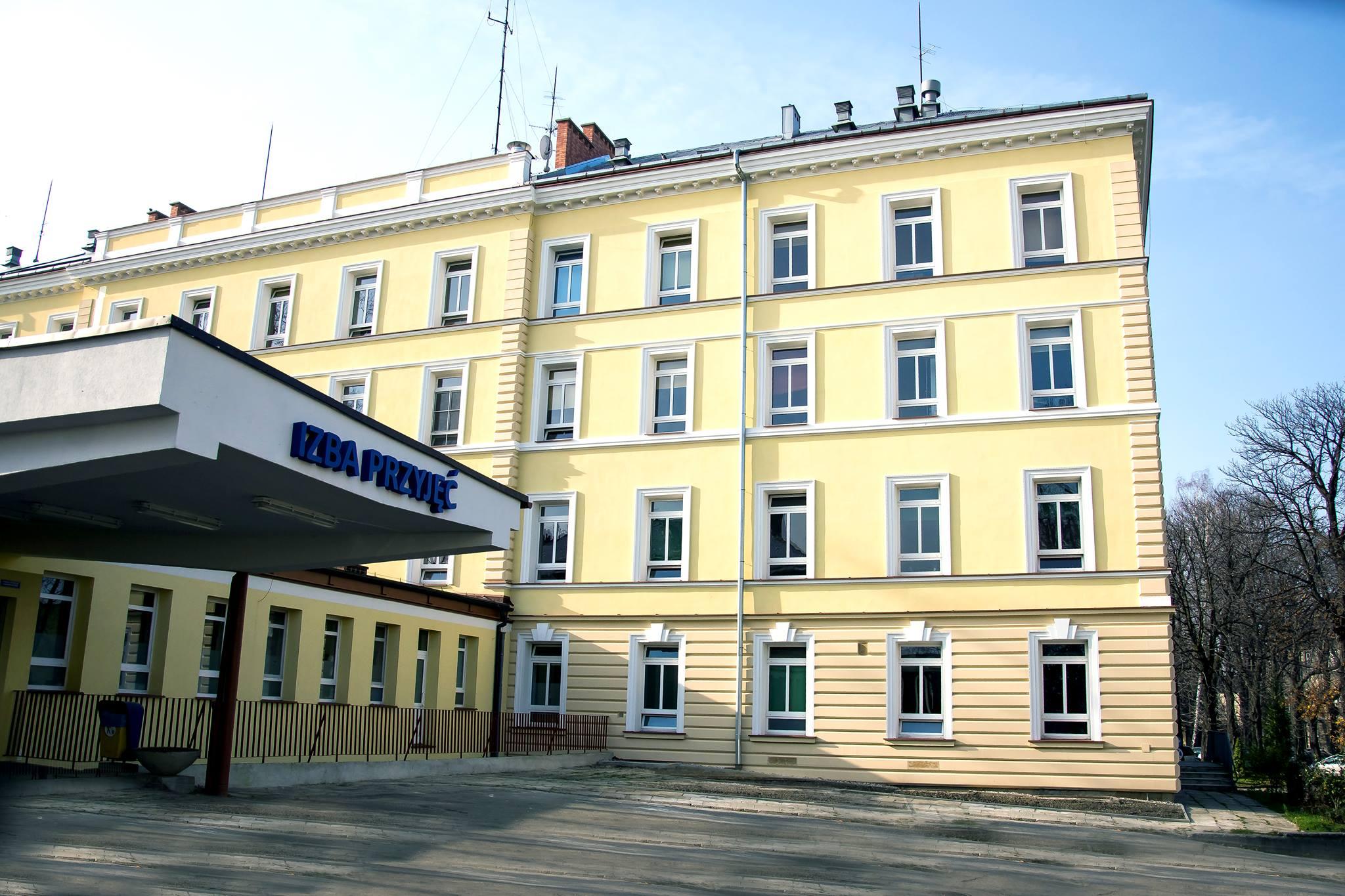 Radni zajęli stanowisko w sprawie trudnej sytuacji w szpitalu w Bielsku-Białej