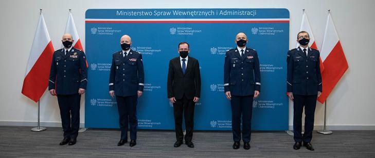 Nowy komendant śląskiej policji karierę zaczynał w MO