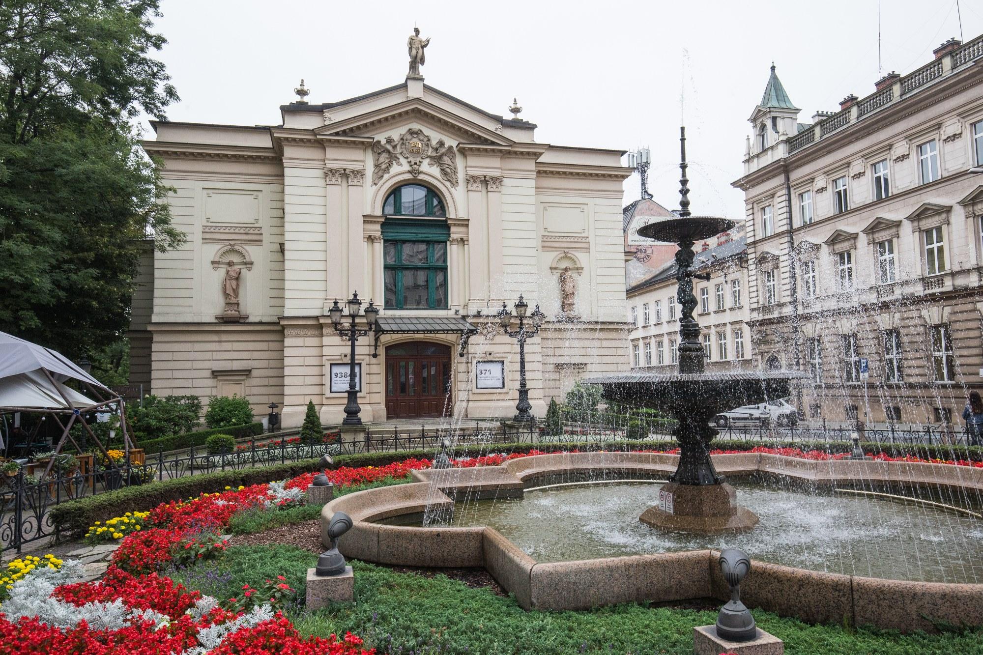 Teatr Polski w Bielsku-Białej wznowił działalność, bilety świetnie się sprzedają