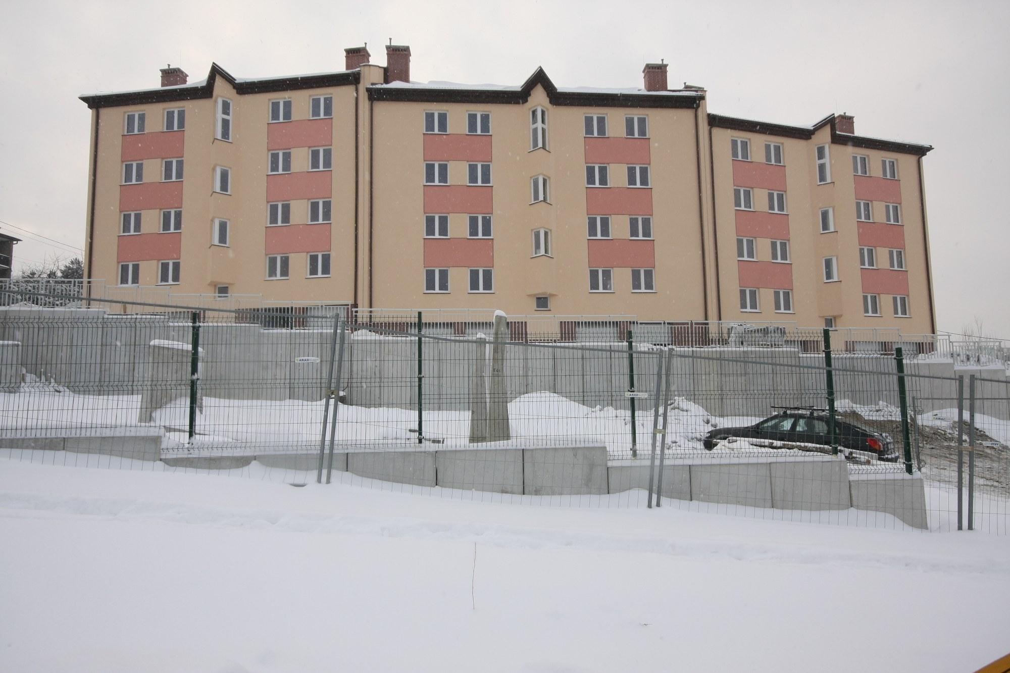 Nowe mieszkania w Bielsku-Białej. Kto wybuduje 6 bloków?