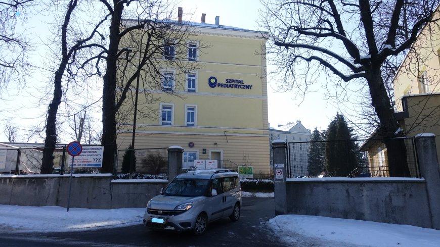 Nie ma przełomu, Szpitalowi Pediatrycznemu w Bielsku-Białej nadal grozi upadłość