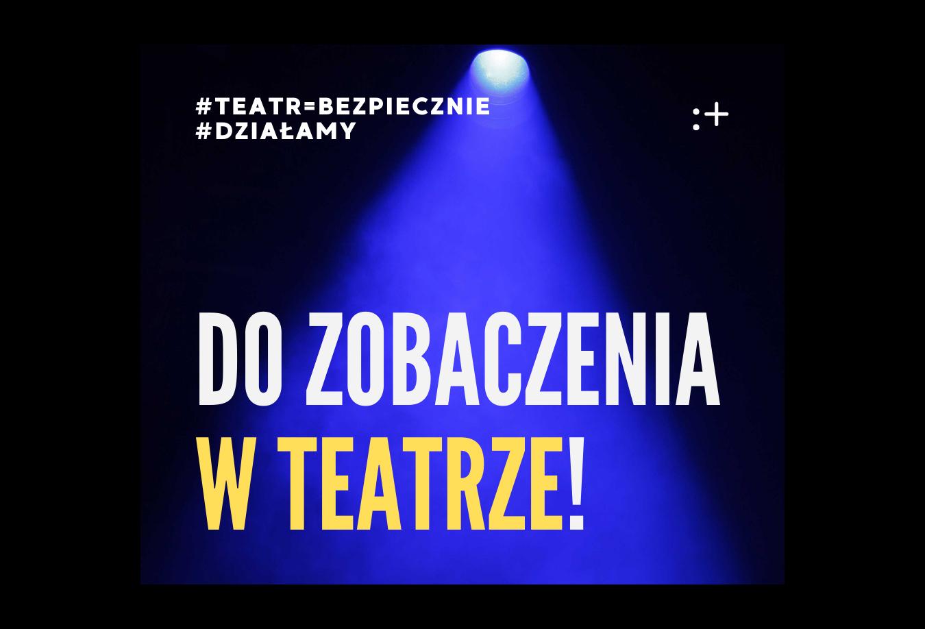 Bielskie teatry skierowały list do publiczności