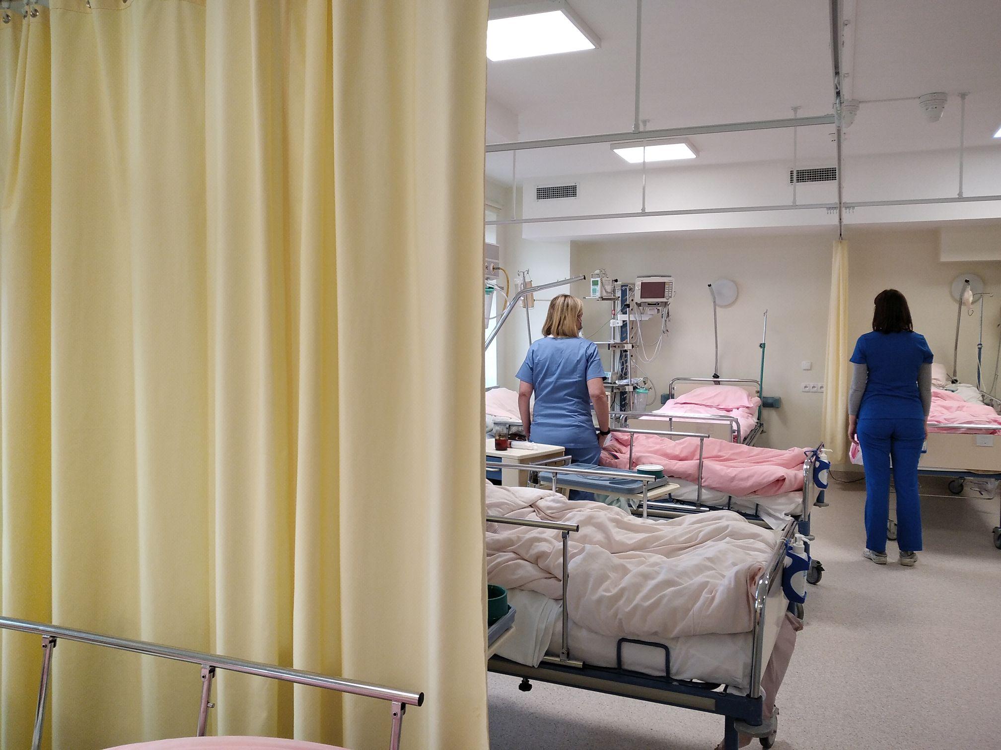 Koniec dużej inwestycji w Szpitalu Wojewódzkim w Bielsku-Białej