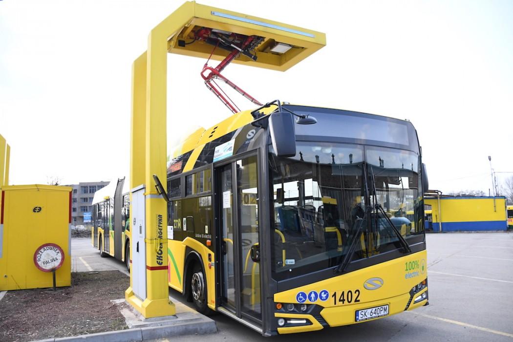 Autobusy przyjazne środowisku
