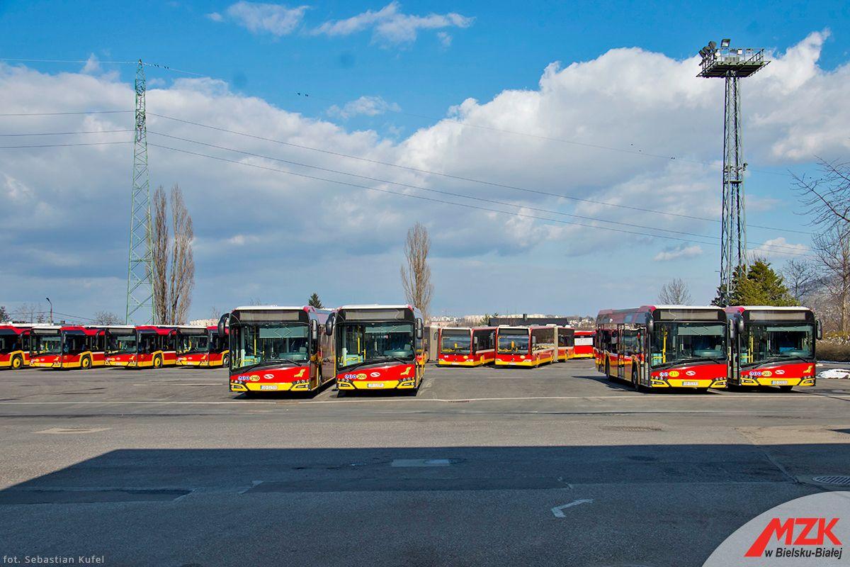 Duże inwestycje w bielskim MZK. Nowe autobusy i kasowniki