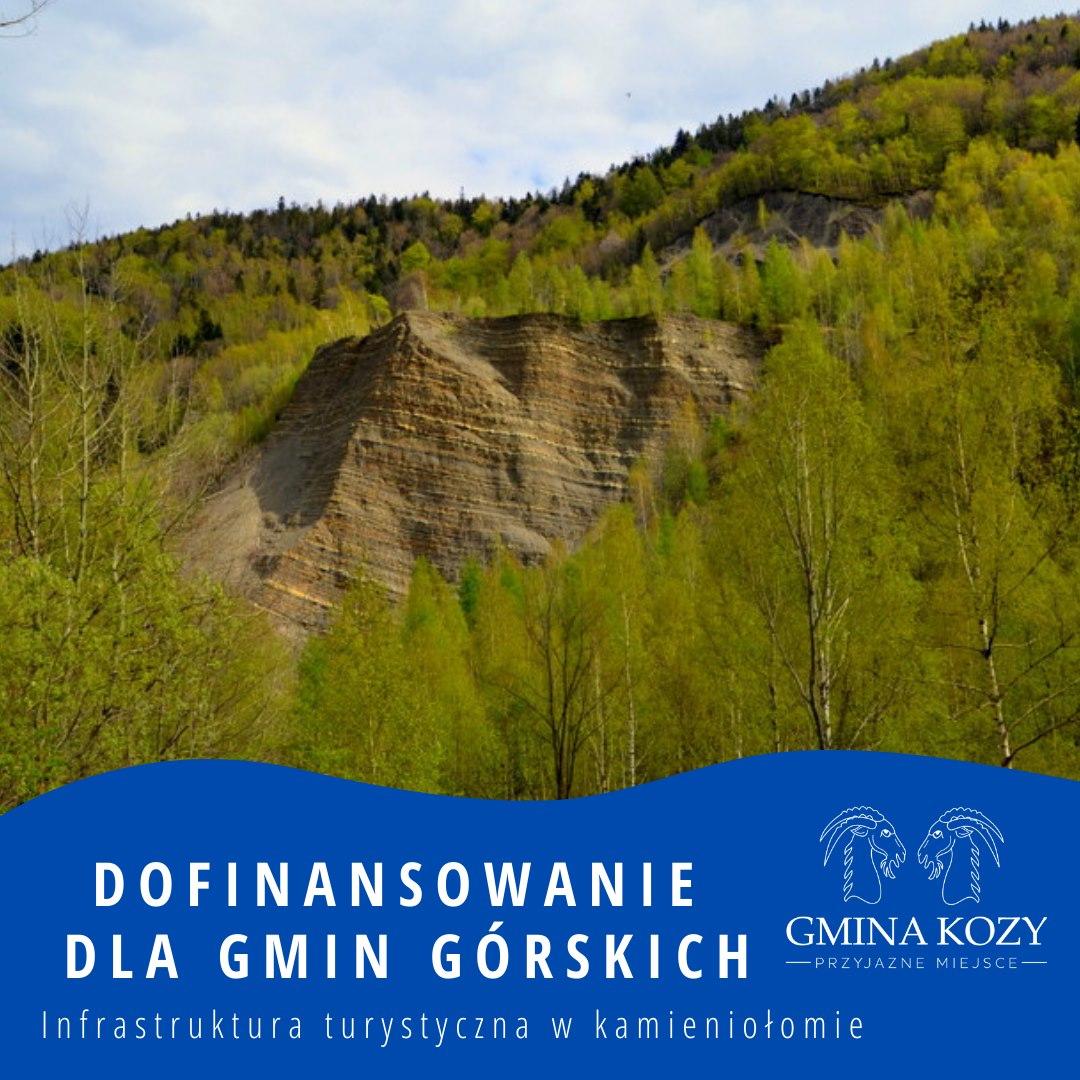 Kamieniołom w Kozach zyska nowe oblicze