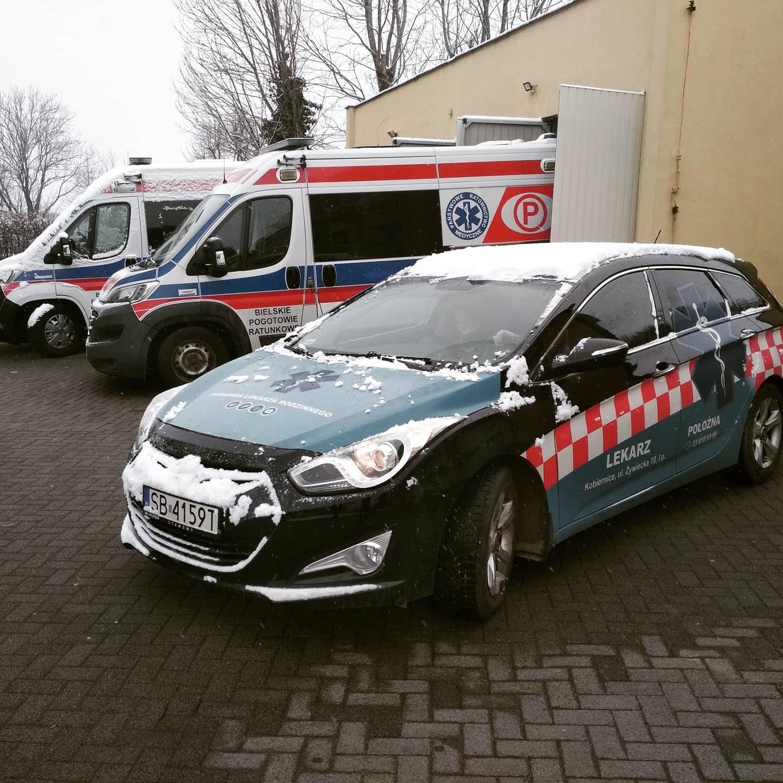 Wyjazdowy punkt szczepień w Bielsku już działa
