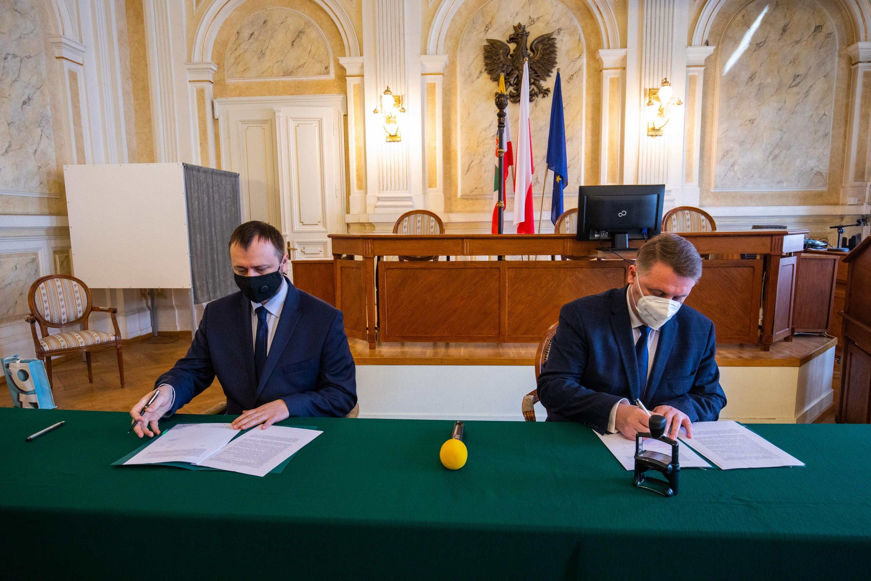 W Bielsku-Białej powstanie punkt obsługi programu Czyste Powietrze