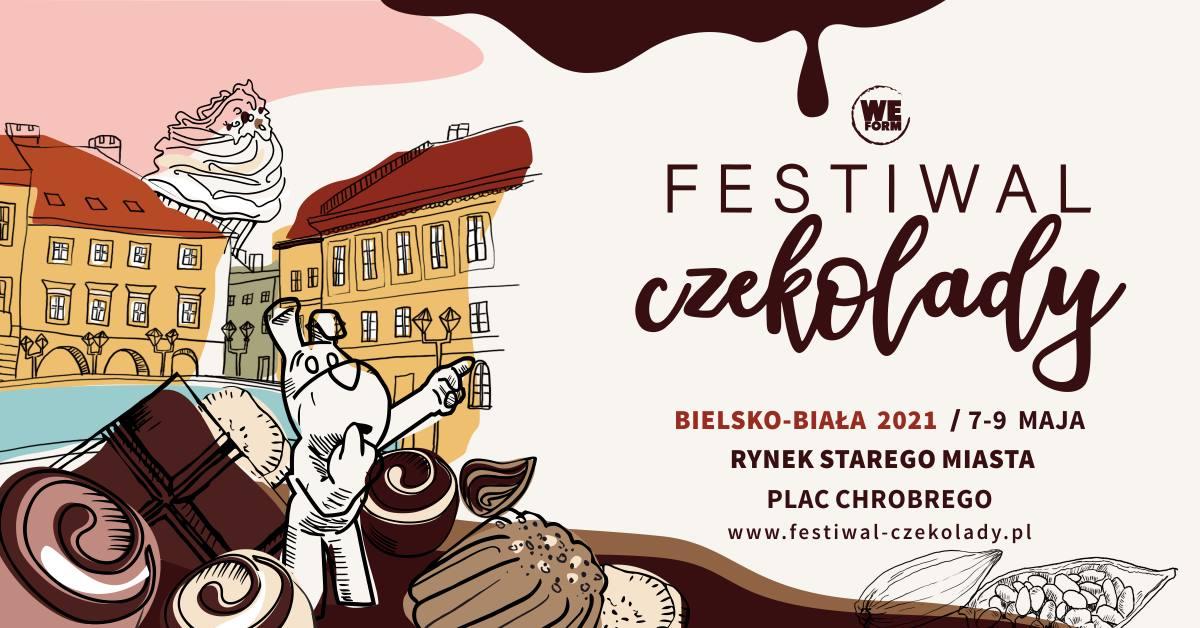 Do niedzieli Festiwal Czekolady w Bielsku-Białej