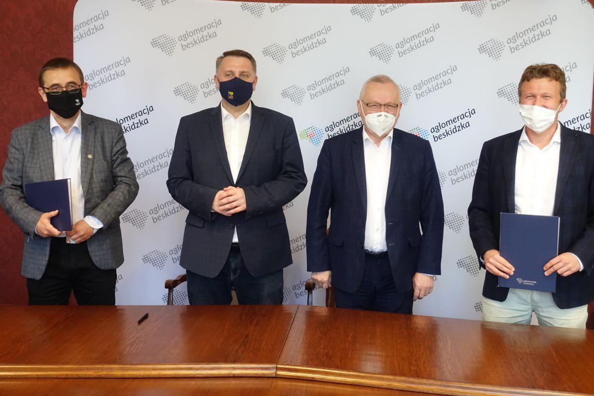 Ważny krok do rewitalizacji linii kolejowej z Bielska-Białej do Skoczowa