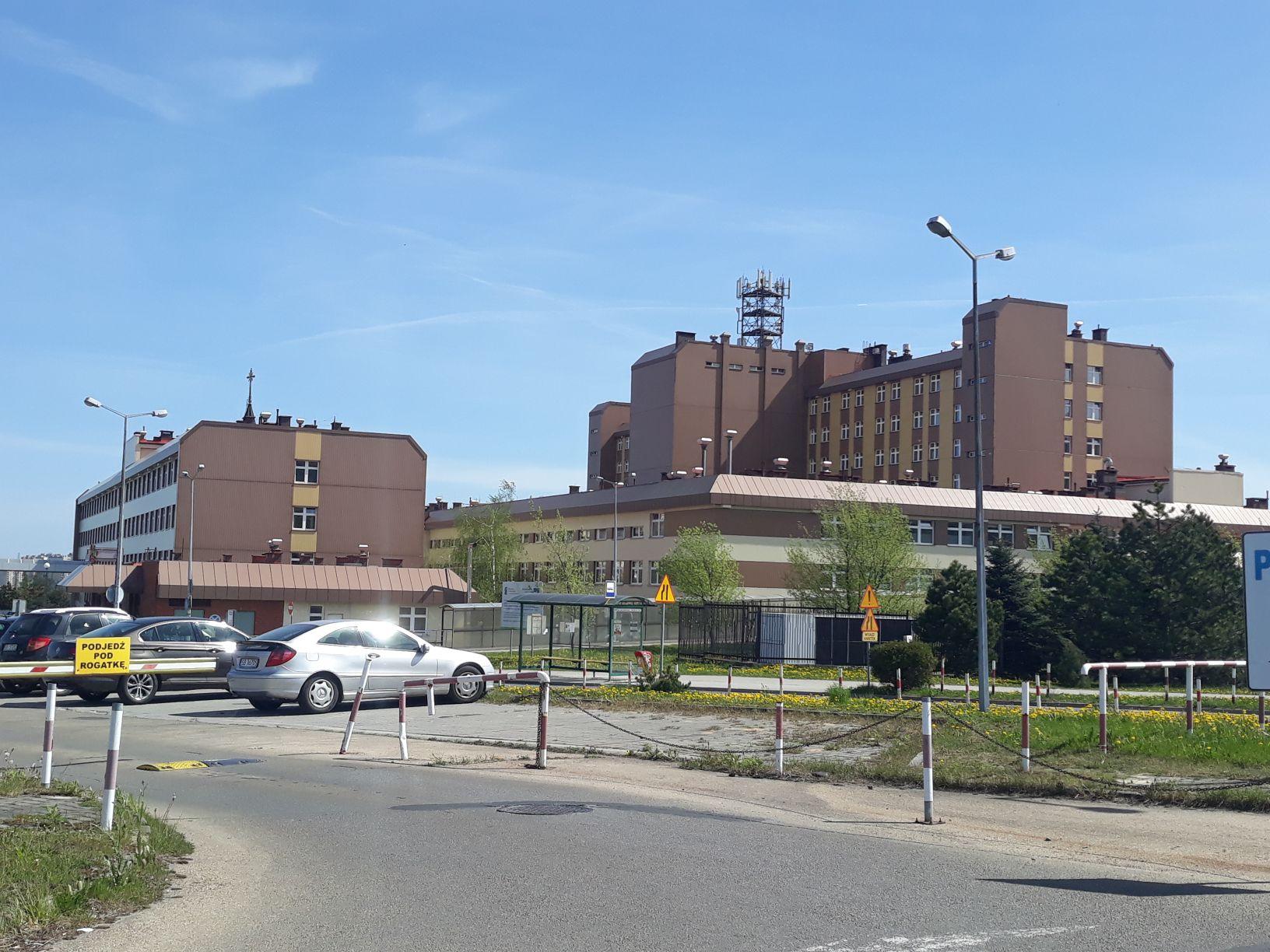 Szpital wojewódzki kolejny raz zmniejsza liczbę łóżek covidowych