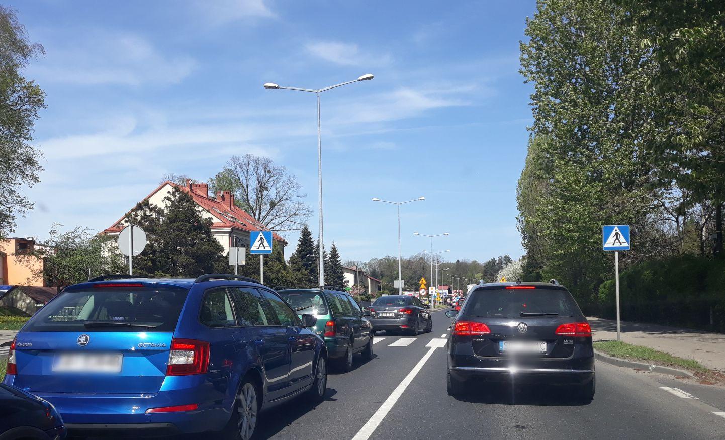 Bielsko-Biała na 11 miejscu wśród najbardziej zakorkowanych miast w Polsce