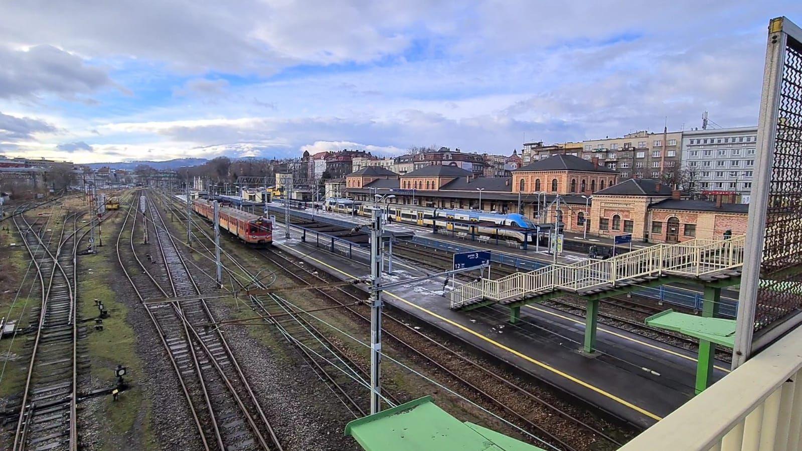 Łącznica skróci czas podróży koleją do Krakowa