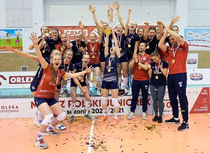 BKS ósmą drużyną w Polsce