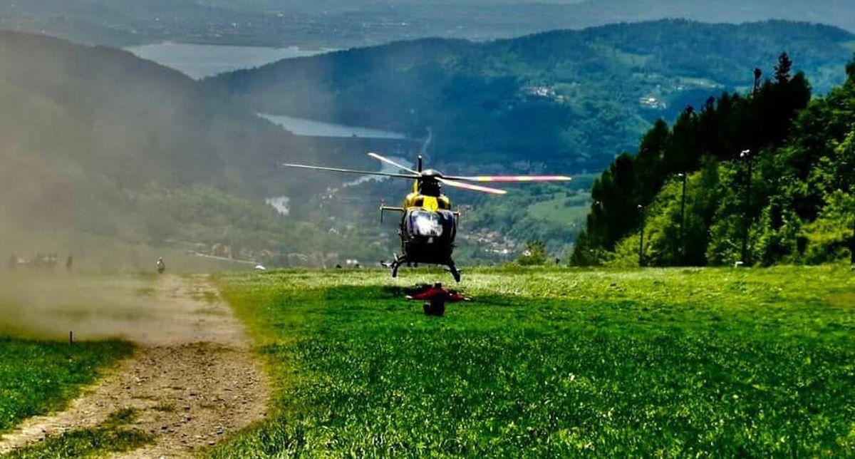 Dużo wypadków, ratownicy GOPR będą dyżurować na Górze Żar