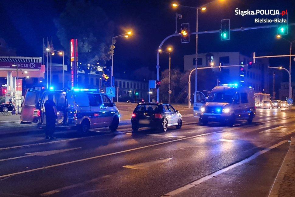 Świadkowie zatrzymali dwóch pijanych kierowców