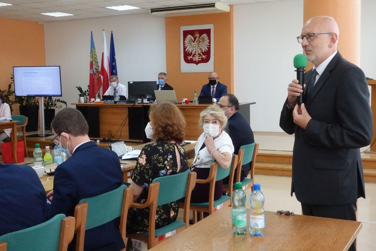 Były senator został nowym wicestarostą powiatu bielskiego