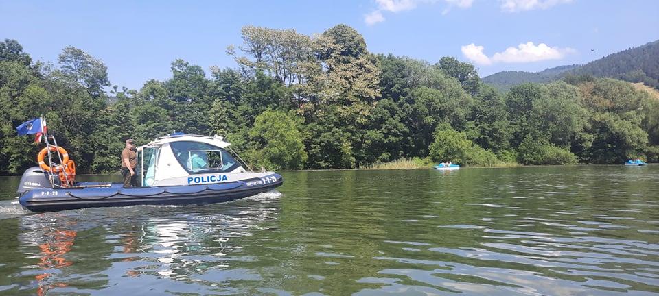 Szereg interwencji ratowników wodnych w miniony weekend