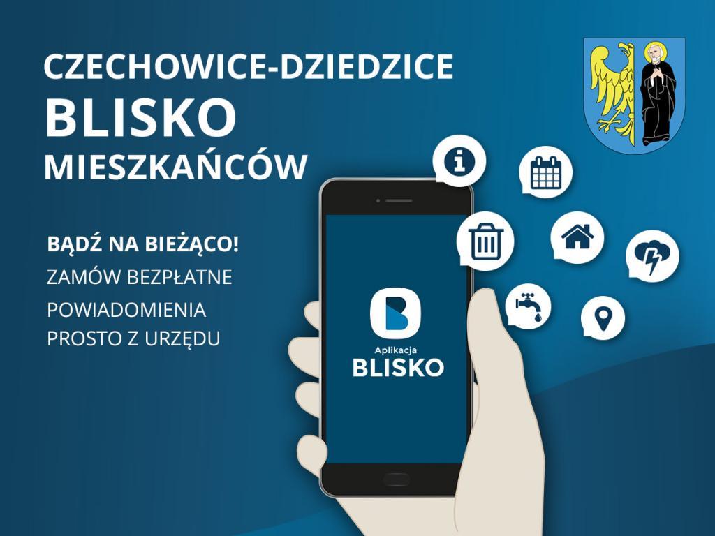 Aplikacja z informacjami z urzędu