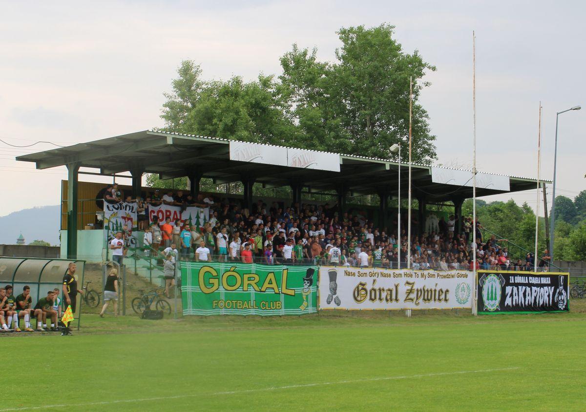 Czarni-Góral w czwartej lidze