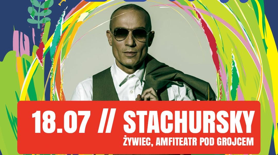 Stachursky i najlepsi dj-e zagrają w Żywcu