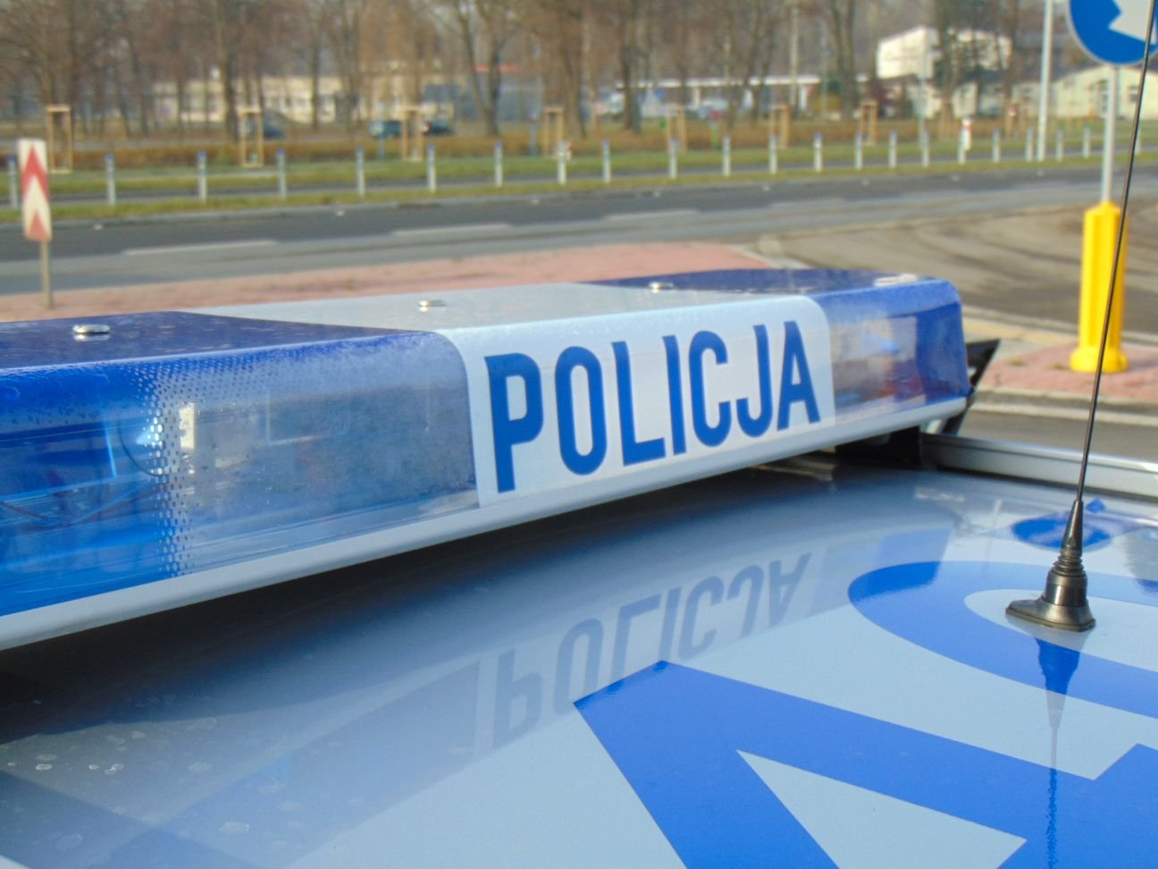 Pijany kierowca jechał z dziećmi i spowodował kolizję