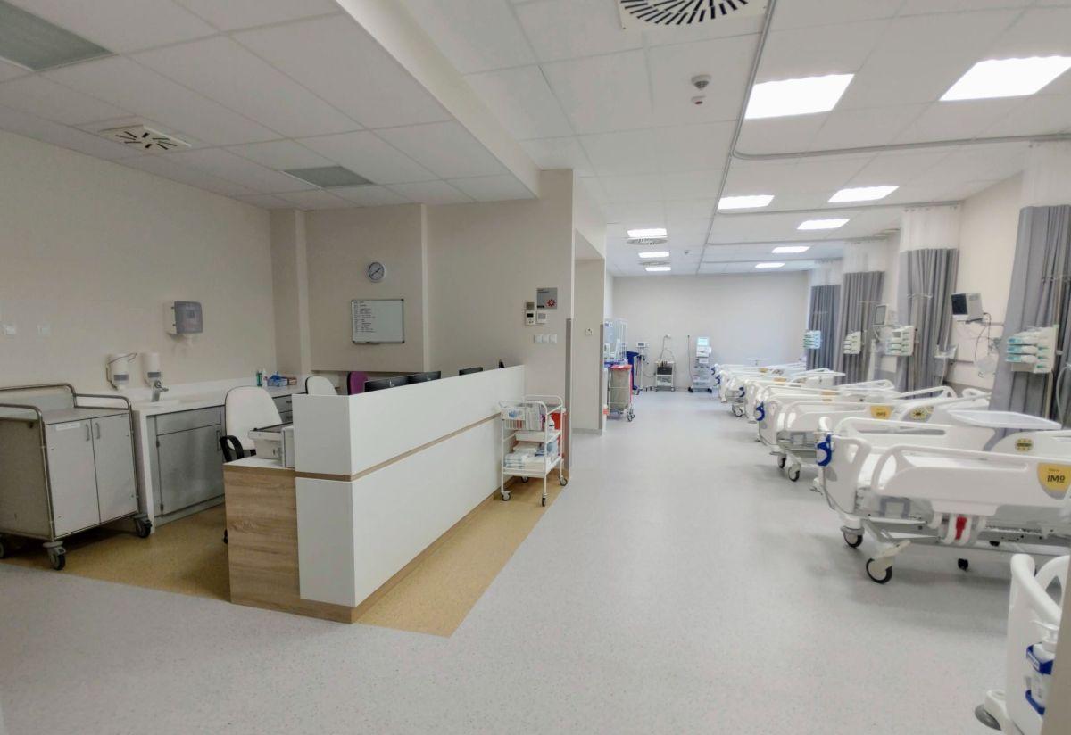 Szpital w Żywcu z nowoczesną kardiologią