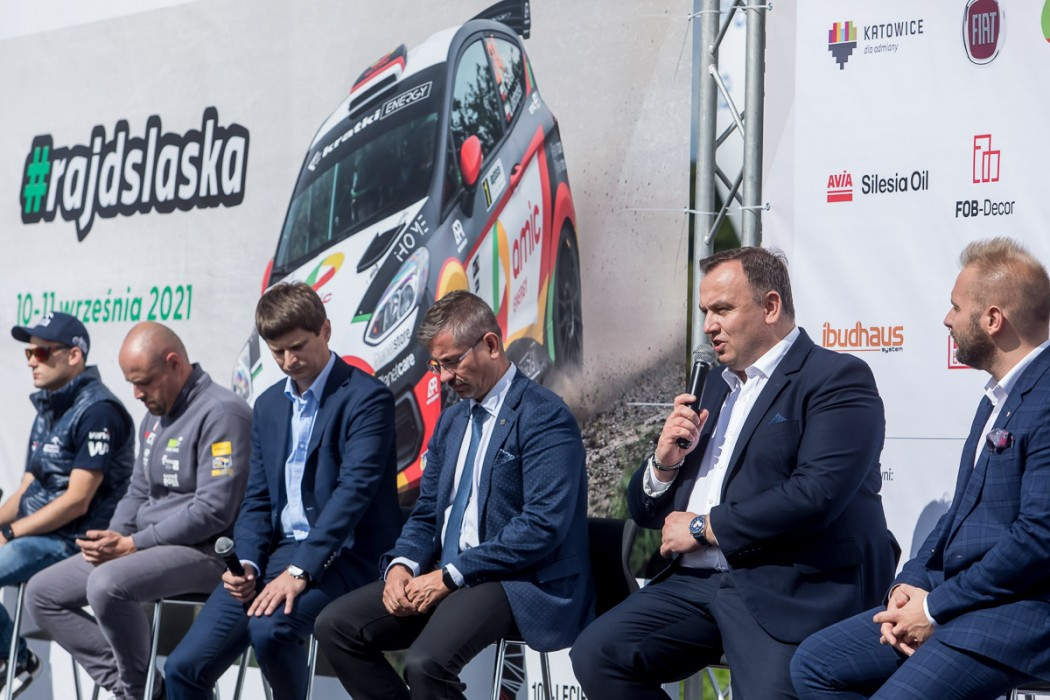 Wkrótce rusza Rajd Śląska