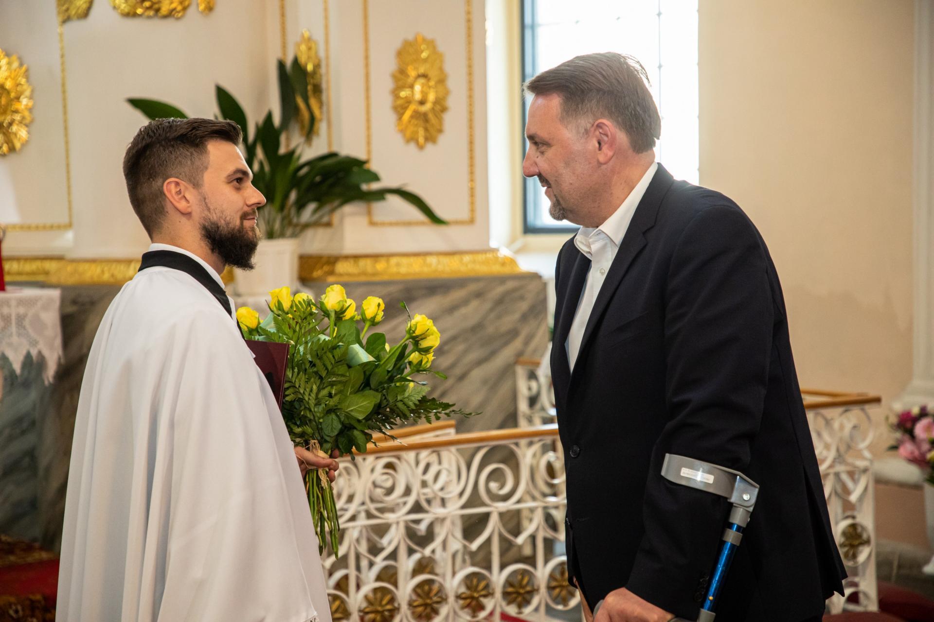 Nowy proboszcz parafii ewangelickiej w Białej