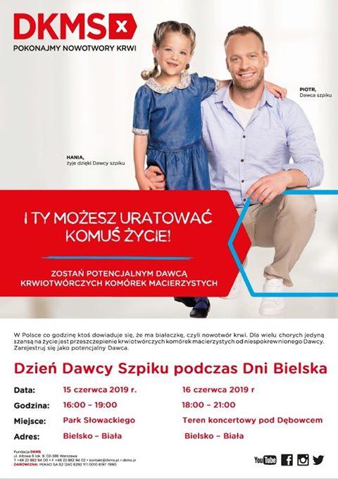 Dni Dawcy Szpiku na Dniach Bielska-Białej
