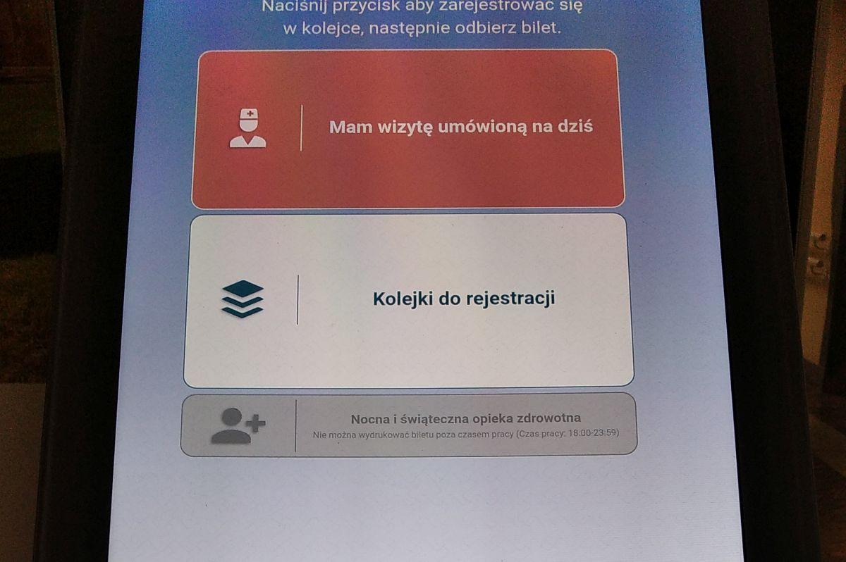 System kolejkowy wdrożony w Szpitalu Wojewódzkim w Bielsku-Białej
