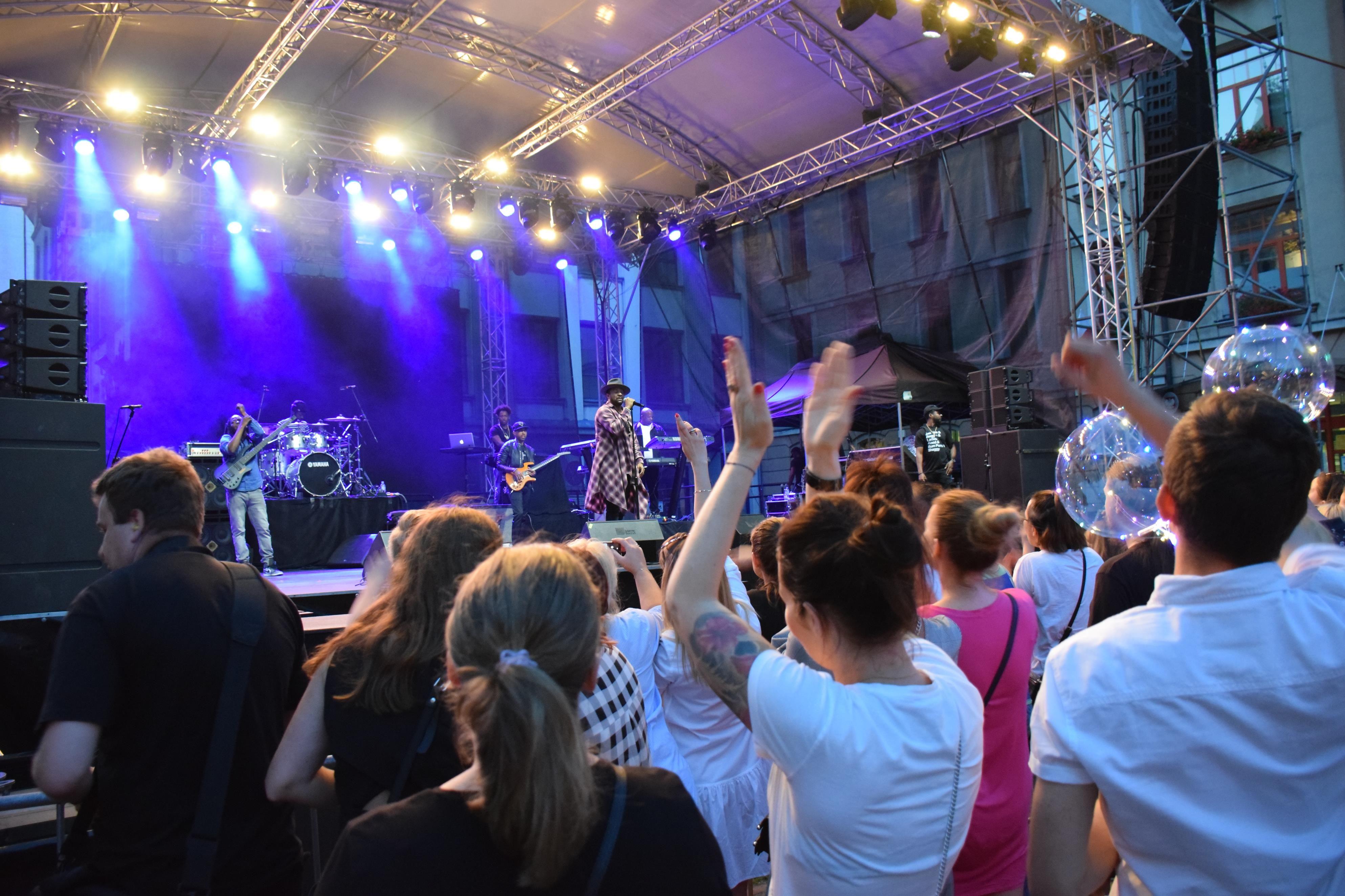 Shaggy na Dniach Bielska-Białej [FOTO]