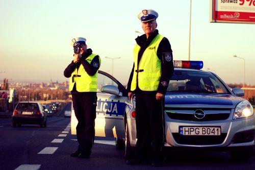 Policyjna akcja PRĘDKOŚĆ na drogach