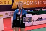 Na podium mistrzostw Polski