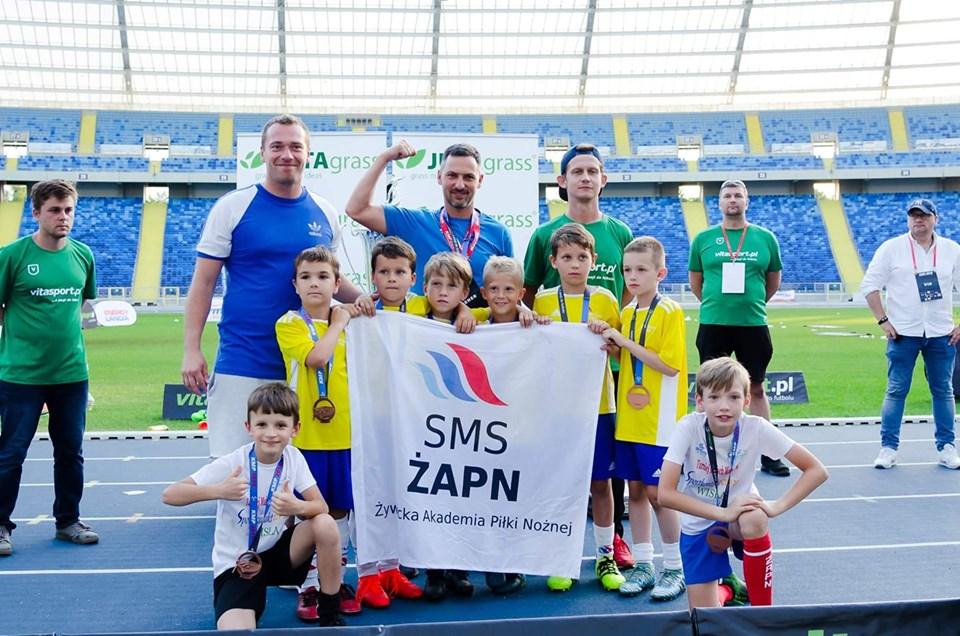 Zdobyli medal mistrzostw Polski