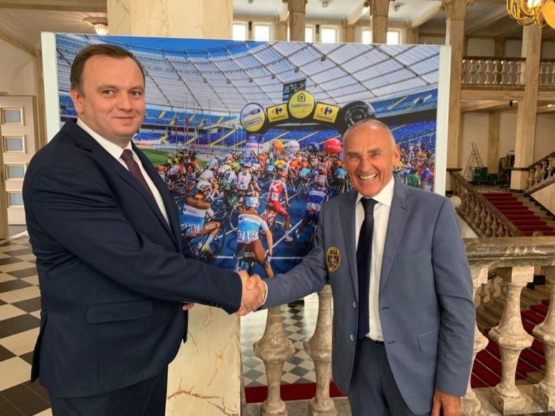 Nowy partner Tour de Pologne