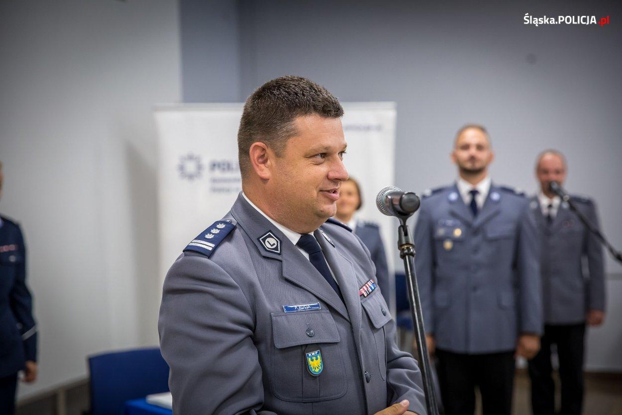 Nowy wiceprezydent Bielska-Białej. To były policjant
