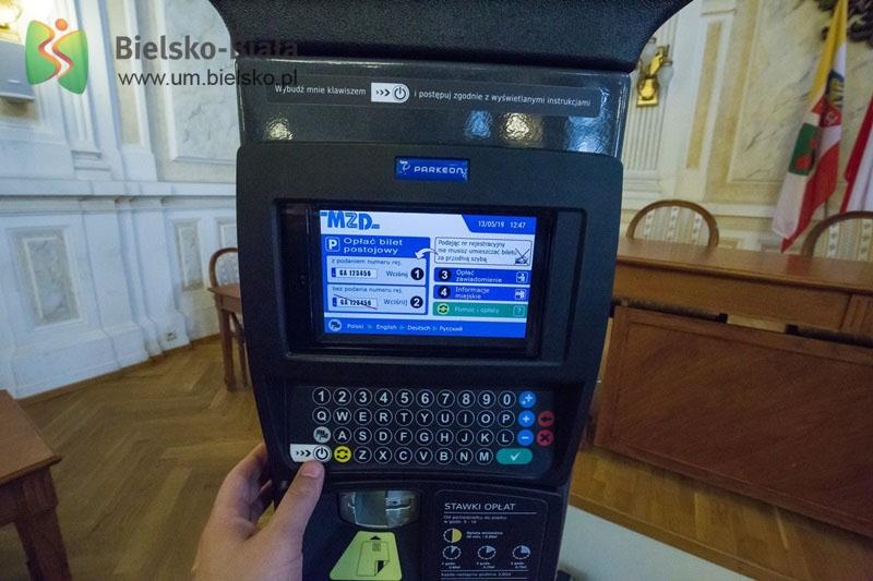 Zmiany w strefie płatnego parkowania w Bielsku-Białej