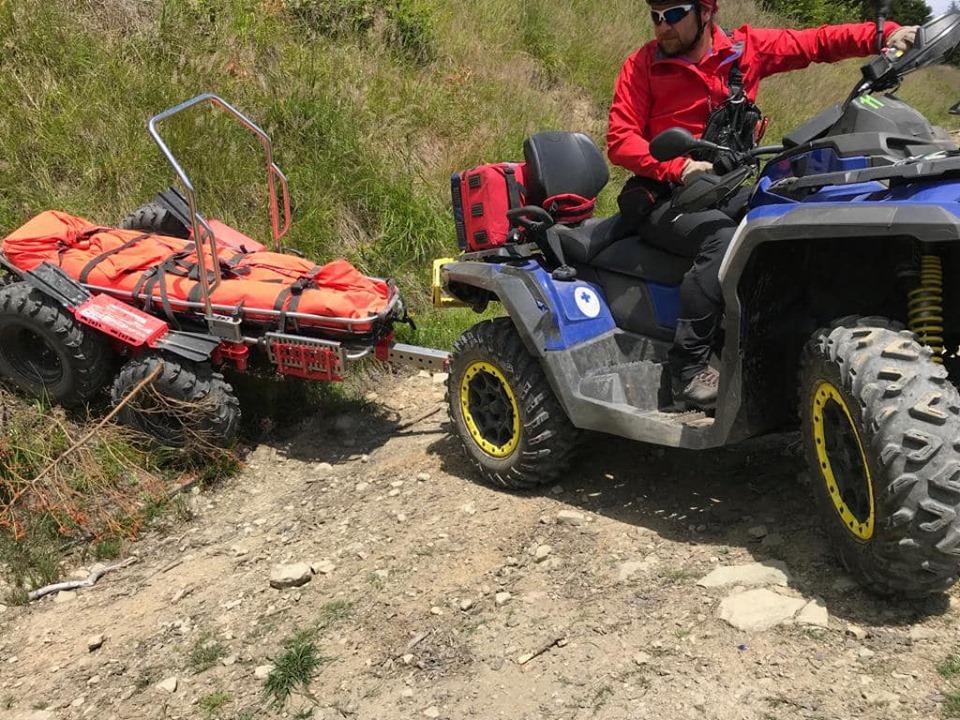 W wakacje ratownicy GOPR mają pełne ręce roboty