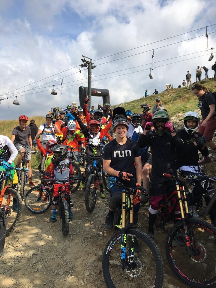 Nowe trasy rowerowe wokół skoczni