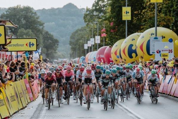 Trwa Tour de Pologne. Będą utrudnienia w ruchu